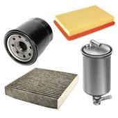 Фильтры масляные, воздушные, топливные, салона